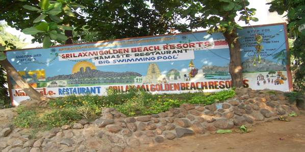 Logo of Laxmi Golden Beach Resort