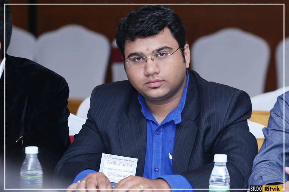 Logo of Aashish Joshi Co Chartered Accountants