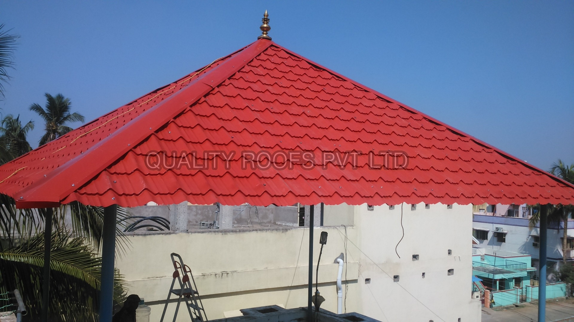 QUALITY ROOFS PVT LT