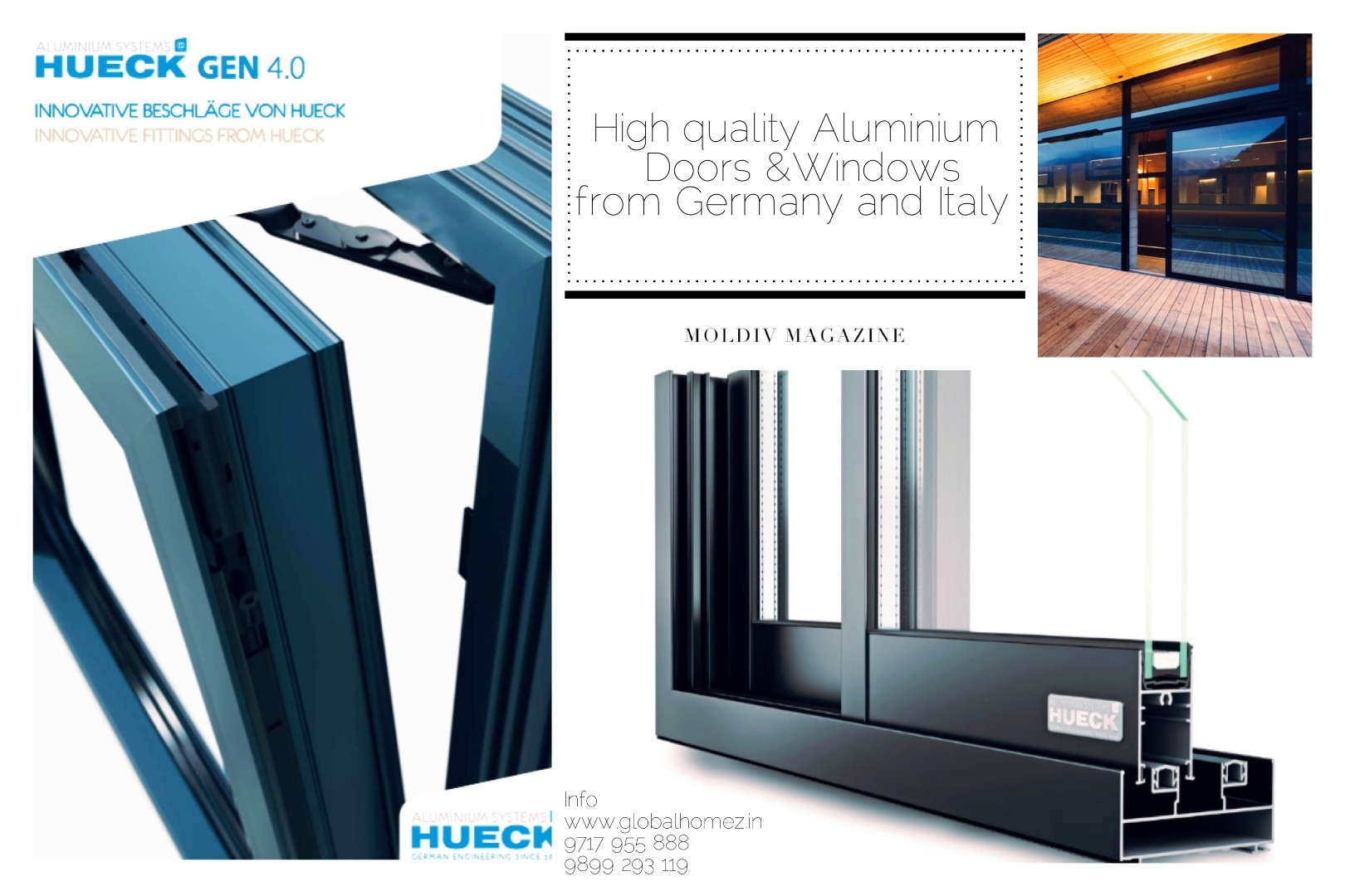Premium UPVc Doors & Windows