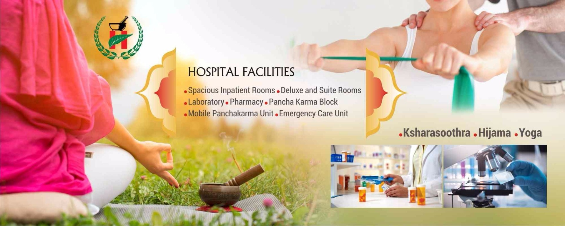 Dr Hassan Ayurveda Brain & Spine Super Speciality Hospital    9495943366