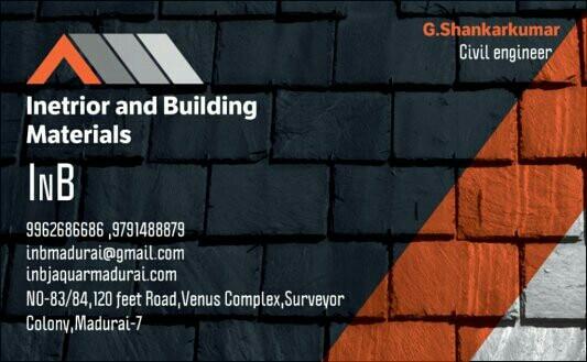 Logo of Interior Building Materials 9962686686