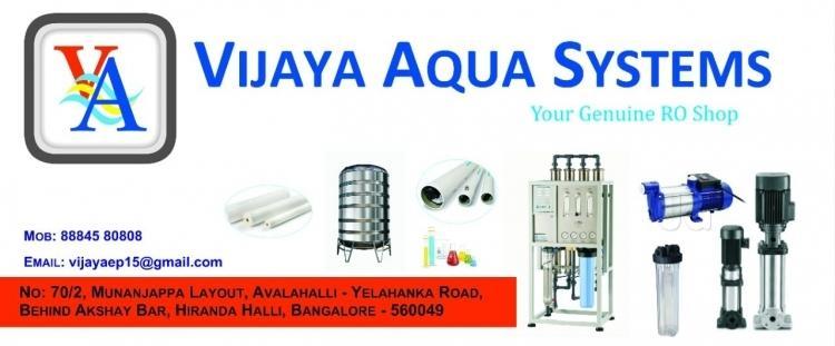 Logo of Vijaya Aqua Systems