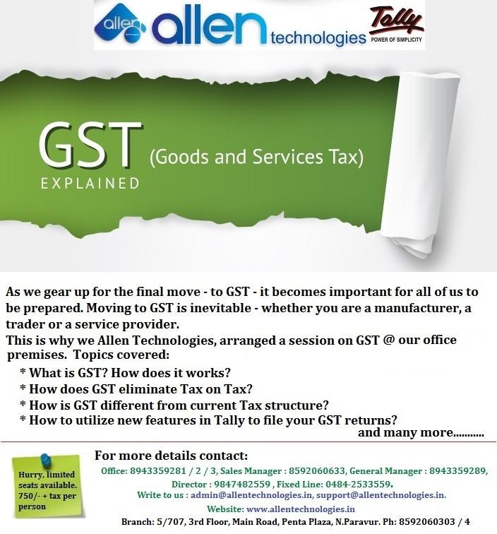 Allen Technologies Tally