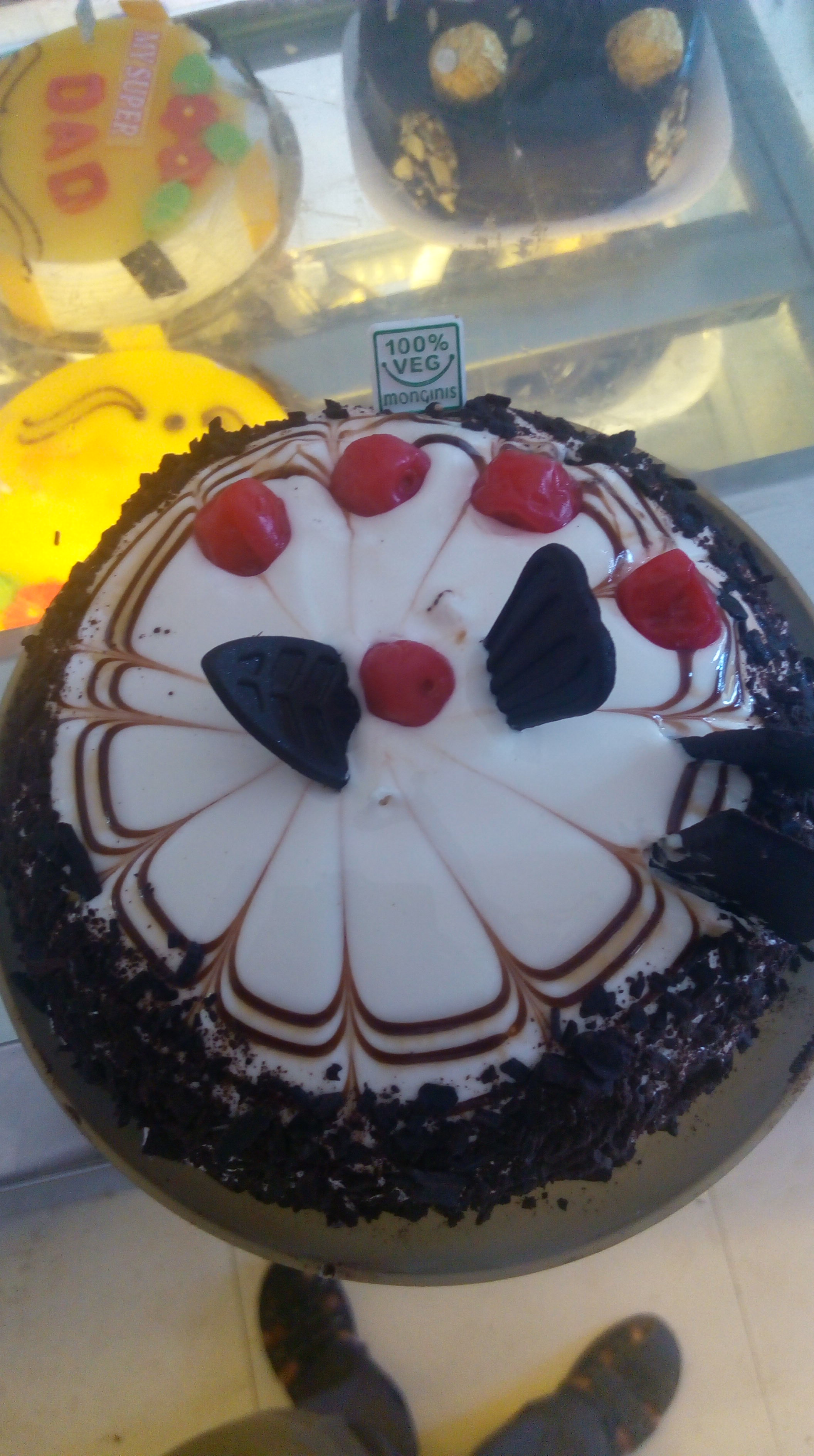 Monginis Cake shop in Thane, Monginis Cake Shop