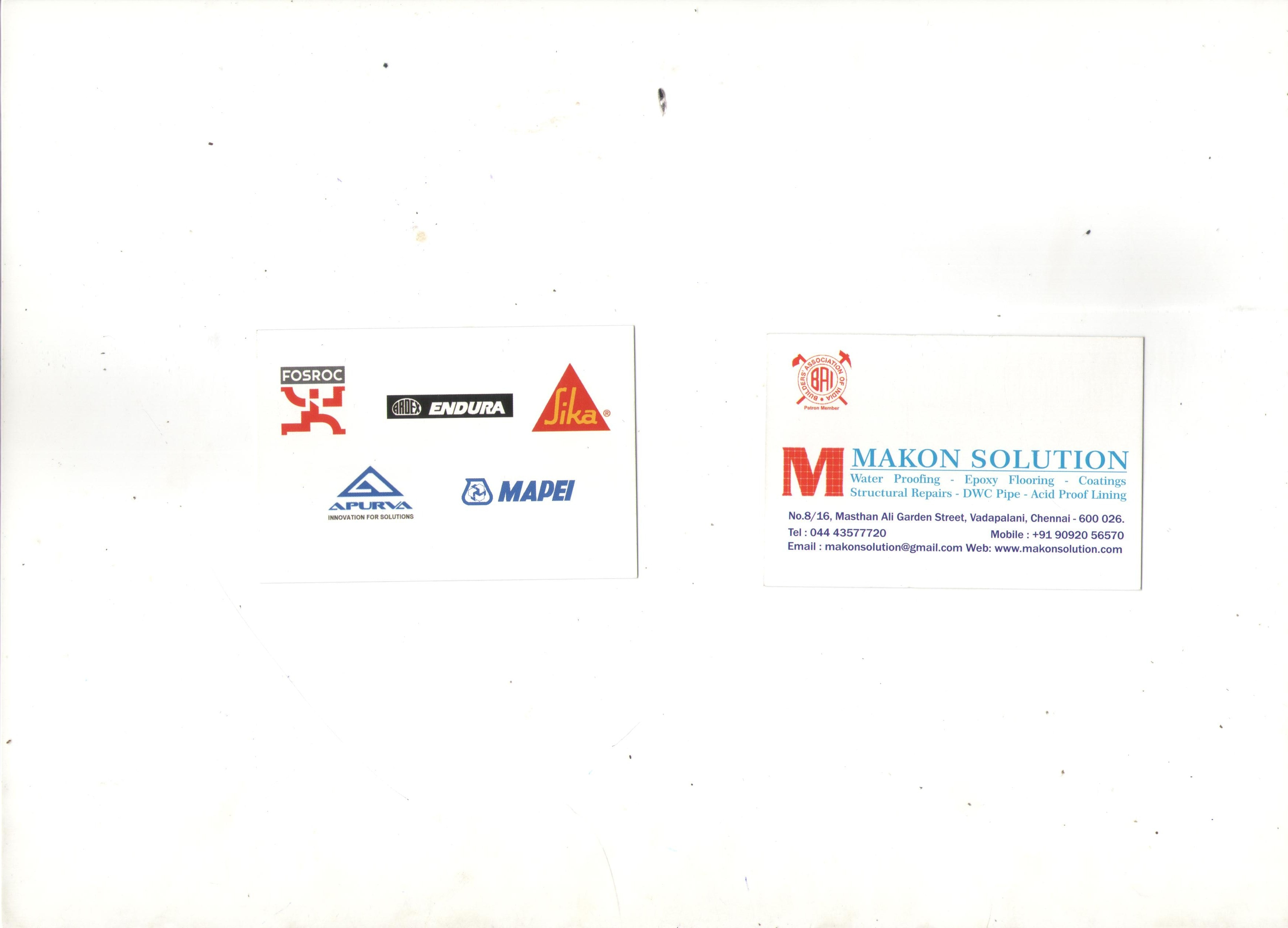 Logo of Makon Solution