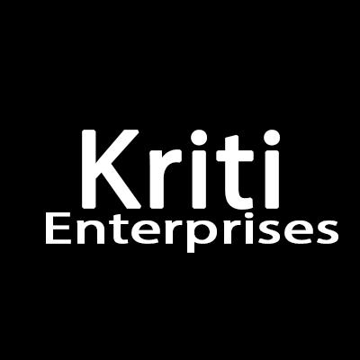 Logo of Kriti Enterprises - Offset Printing