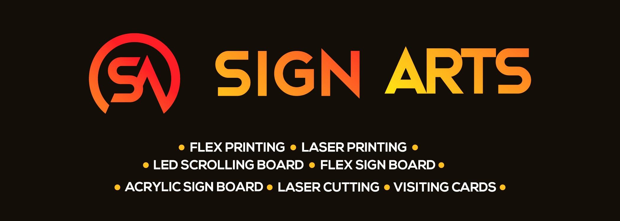 Logo of Sign Arts