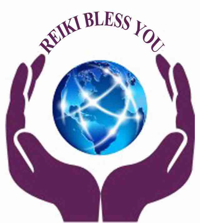 Logo of Reiki Bless You Foundation