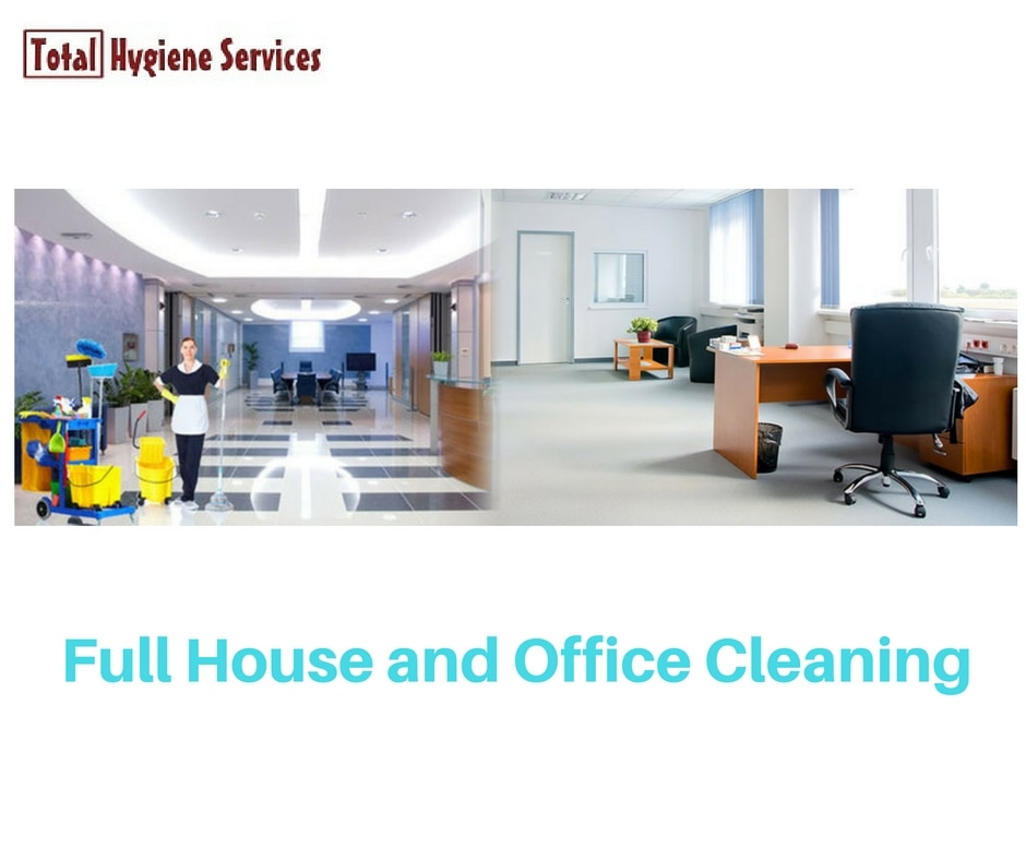 Logo of Total Hygiene Services - 9994769966