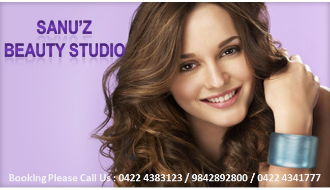 Logo of Sanuz Beauty Studio