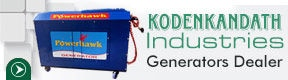 Logo of Kodenkandath Industries