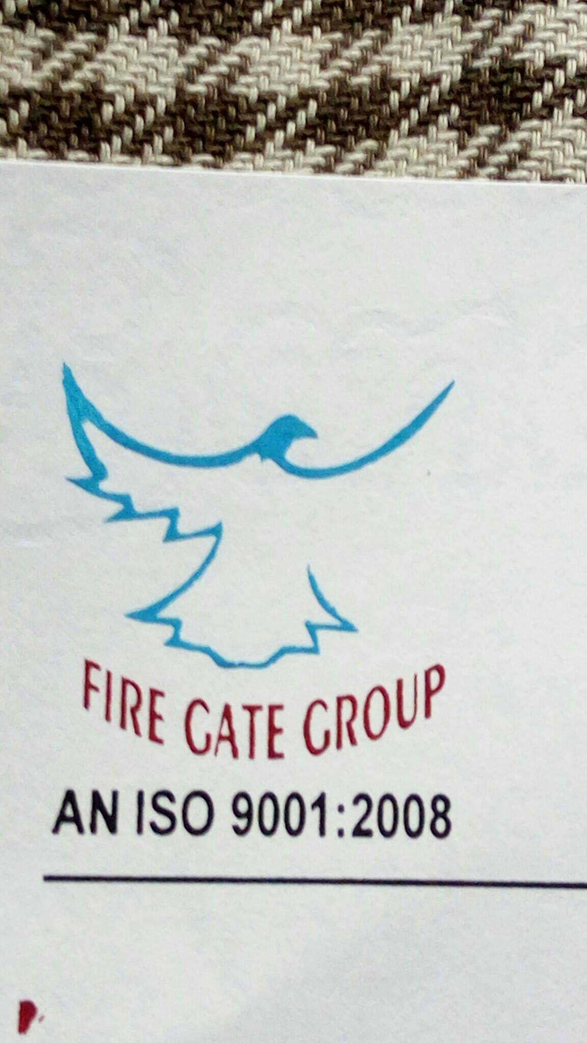 Logo of Fire Gate Guarding Services
