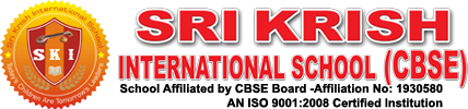 Logo of Sri Krish International School