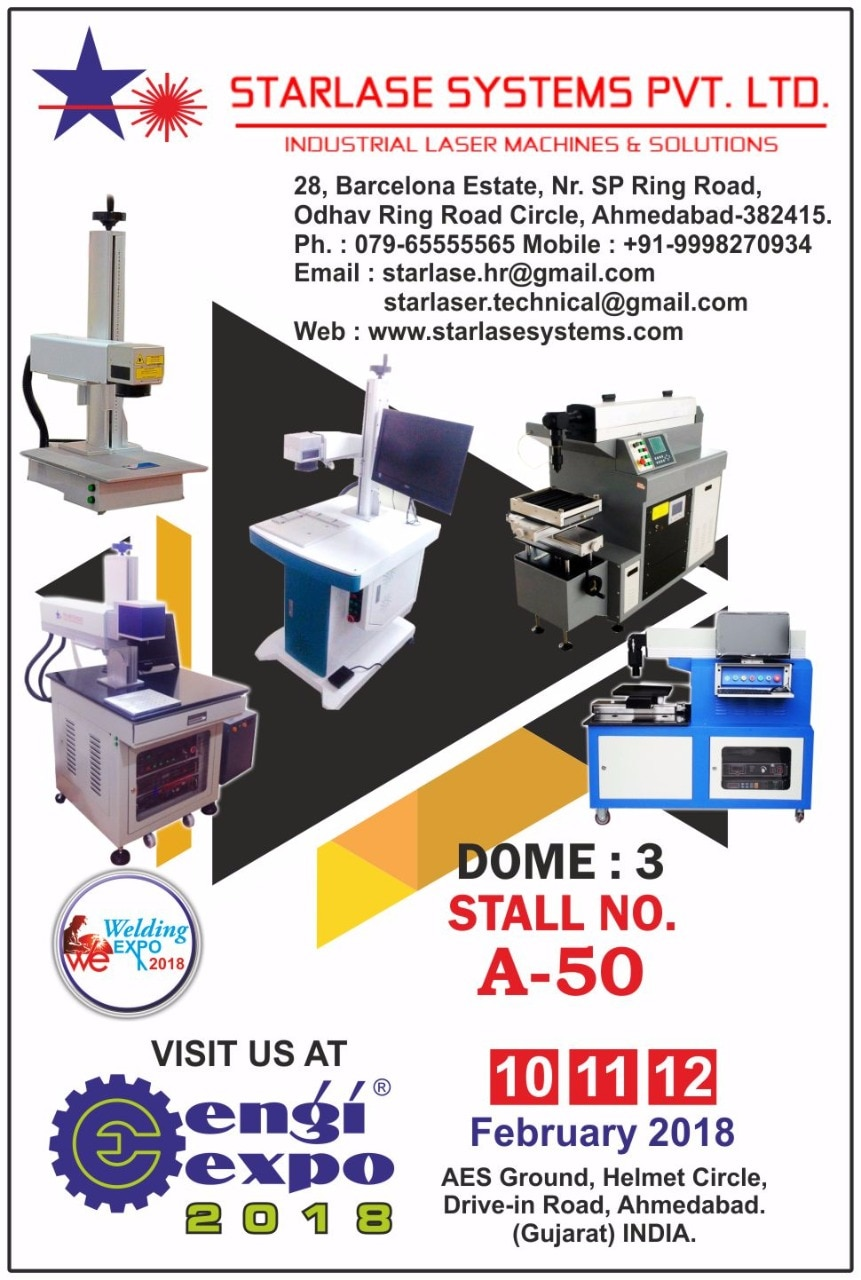 Engi Expo 2018 | India's Biggest Mega Industrial Exhibition Show