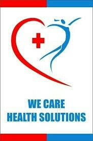 Logo of We Care Health Solutions
