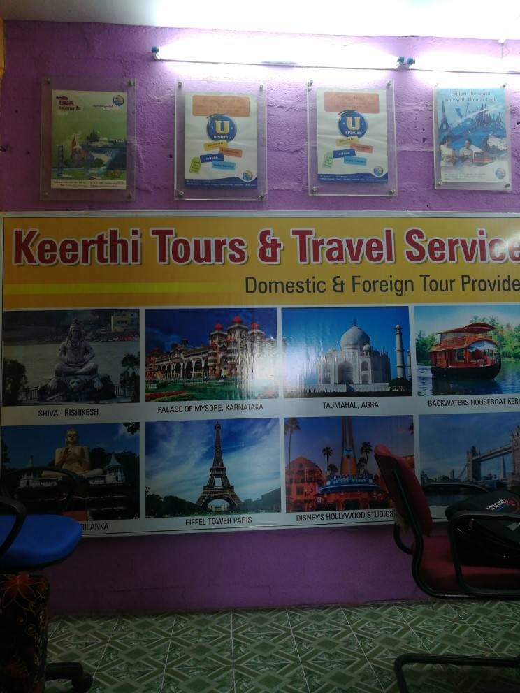 image of Keerthitoursandtravel Services