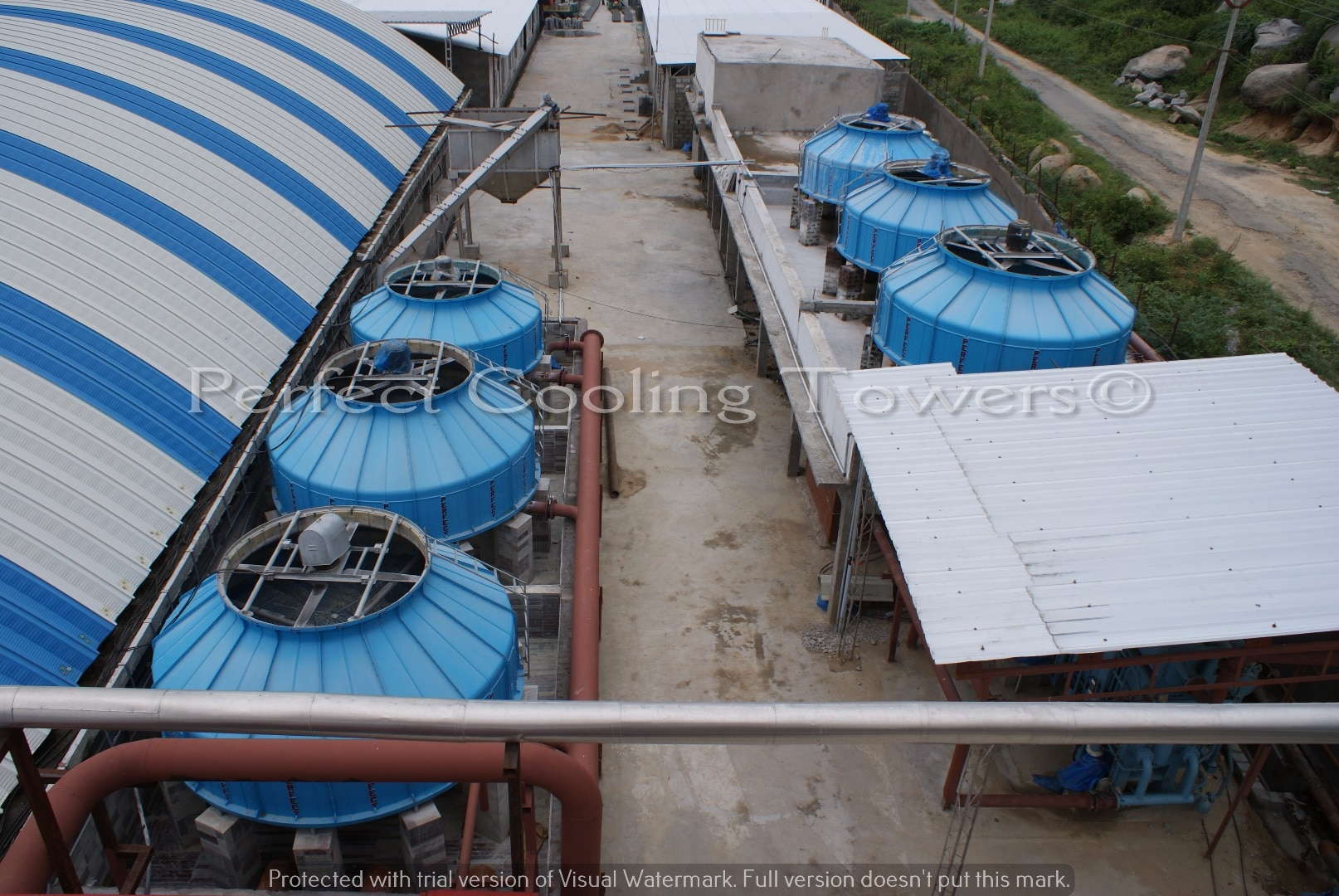 Perfect Cooling Towers Pvt Ltd  +94482 05694
