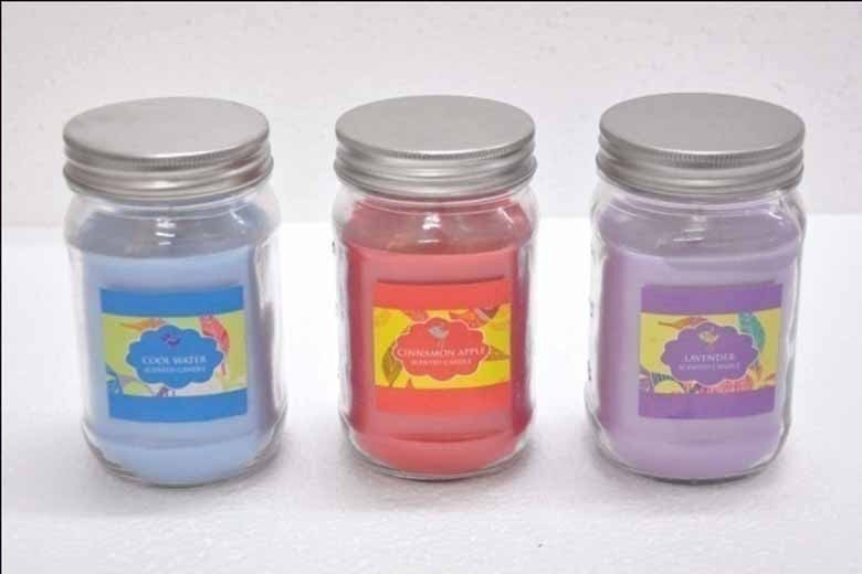 Marvel Living Candles