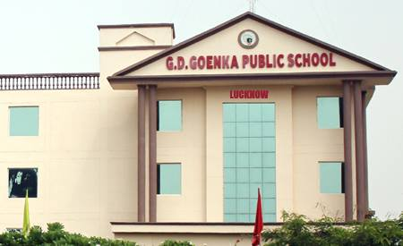 Logo of G D Goenka Public School Lucknow