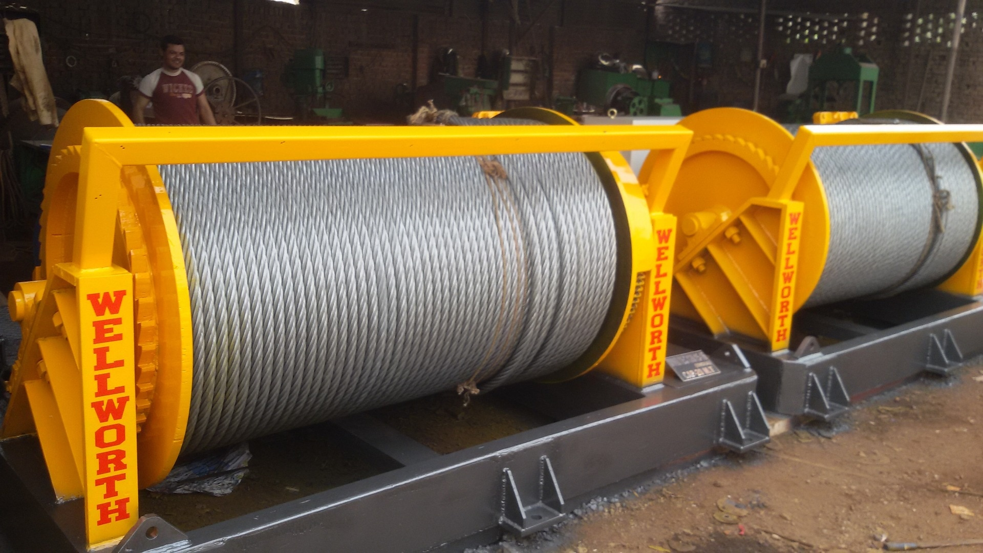 Wellworth - Steel Wire Ropes