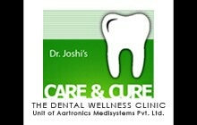Logo of Care Cure The Dental Wellness Clinic
