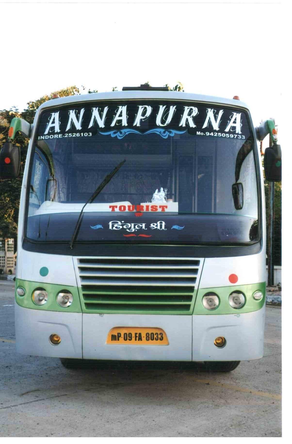 Annapurna Bus Service