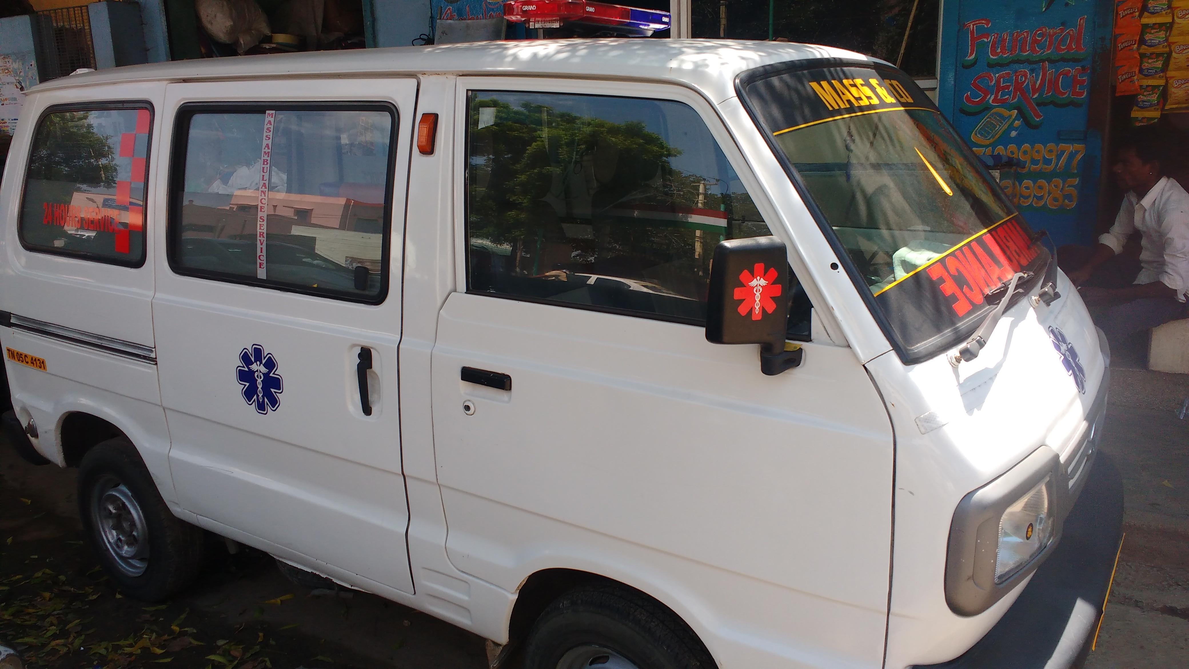 Mass & Co Ambulance Service