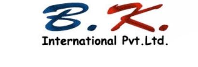 image of B.K. International Pvt. Ltd.
