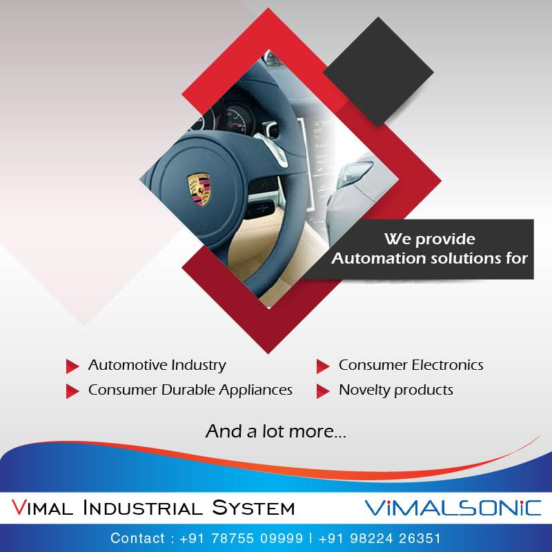 Logo of Vimal Industrial System