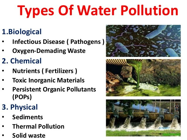 the various types of pollution plaguing the world today Environmental issues in a world where the focus is increasingly on how the environment has been affected by human actions, buzzle brings to you a comprehensive guide on the different environmental issues plaguing us today.