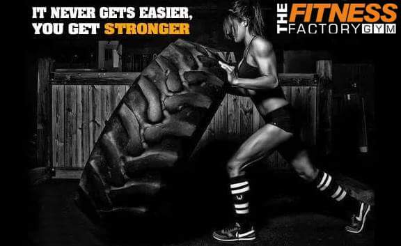 The Fitness Factory GYM