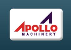 Logo of Apollo Machinery
