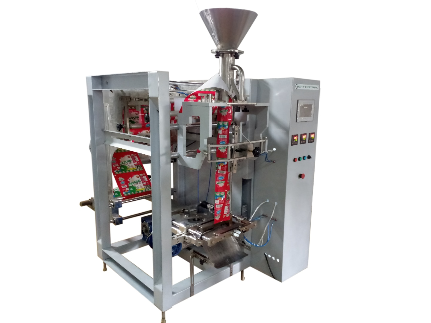 effort automation and packaging machine