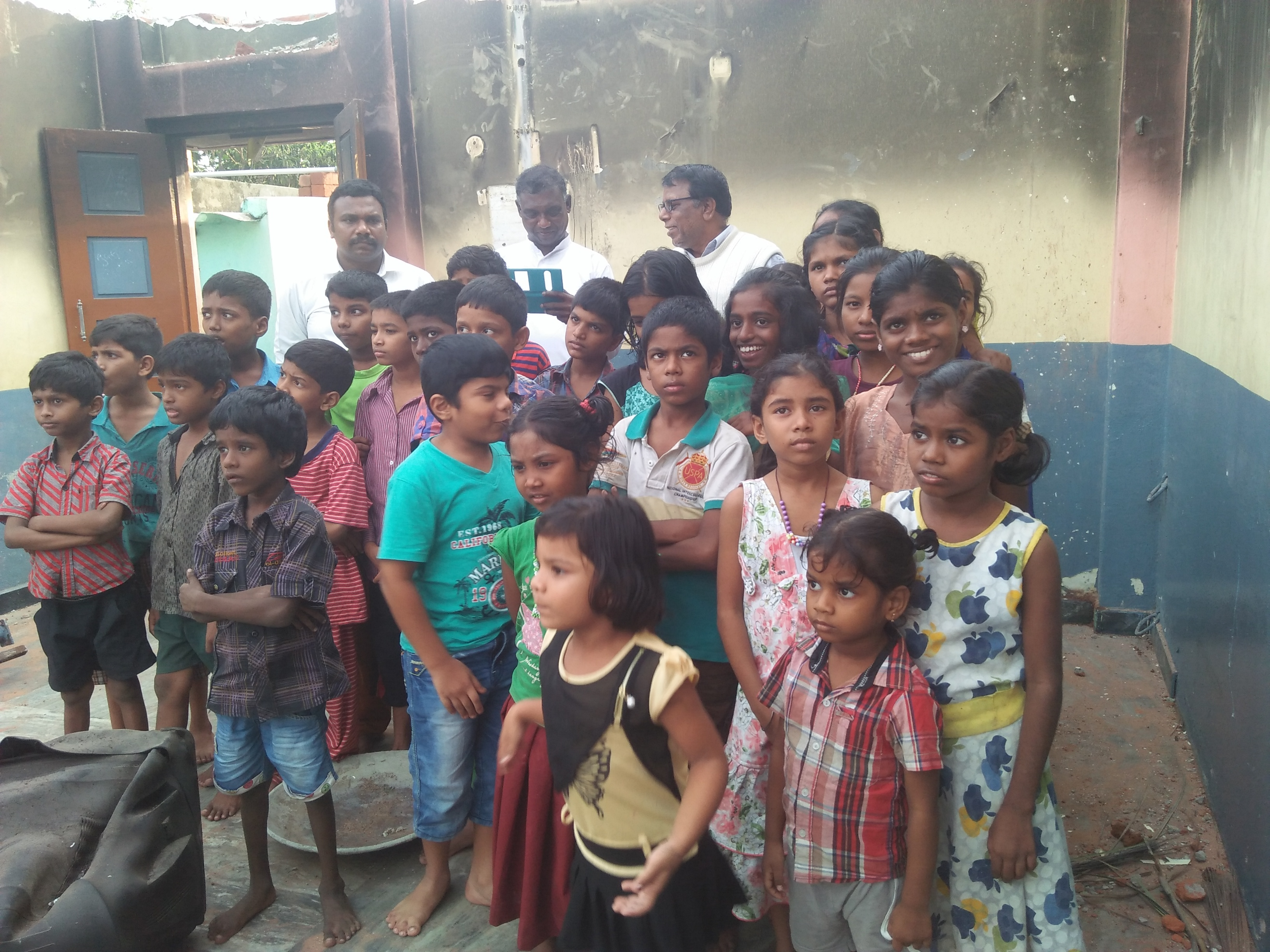 SAFE INDIA ORPHANAGE