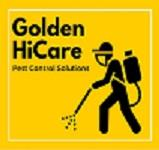 Logo of Golden Hicare Pest Control, Delhi