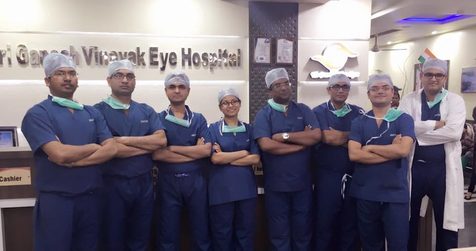 Shri Ganesh Vinayak Eye Hospital
