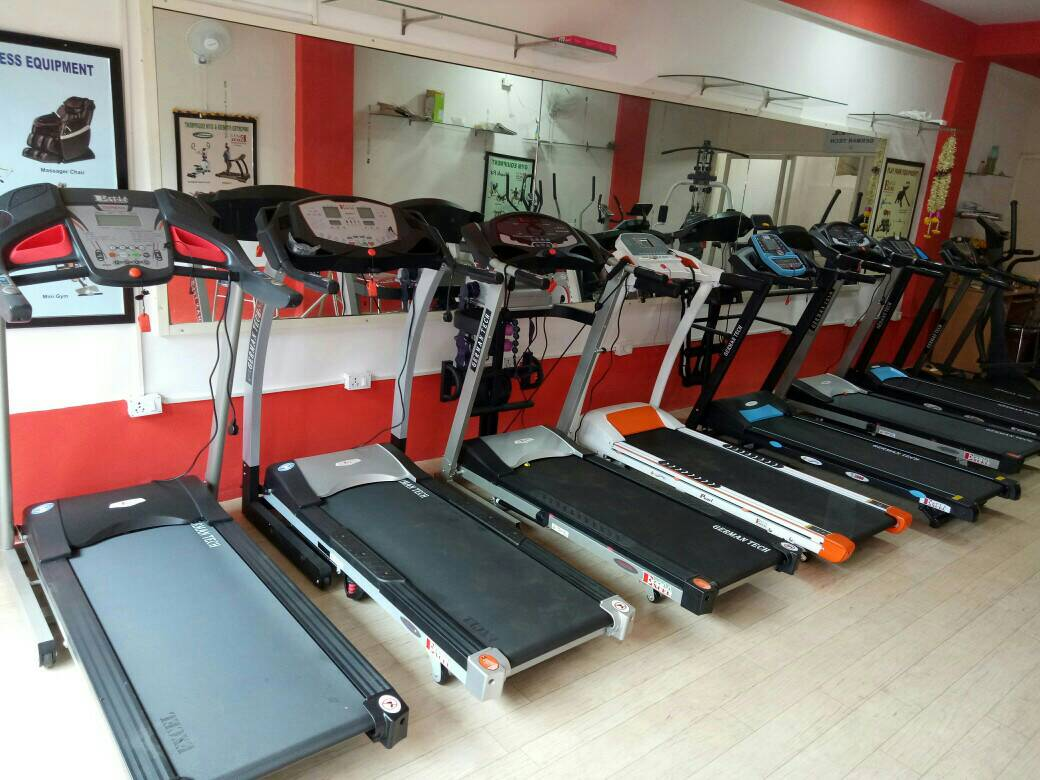 Excel fitness equipments in established the year