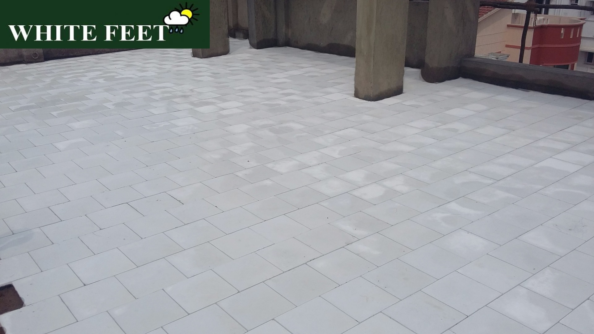 White Feet Tile Industry | Cool Roof Tiles | Designer Tiles Manufacturers In Chennai