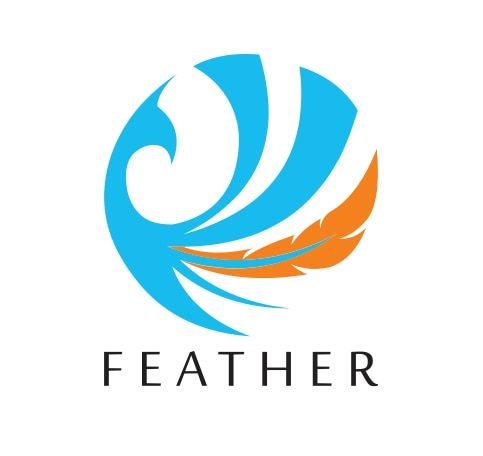 Logo of Feather Institute Of Fashion Design