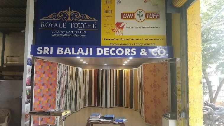 Logo of Sri Balaji Decors Co