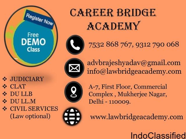 Logo of Career Bridge Academy