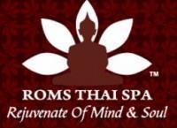 Logo of Roms Thai Spa