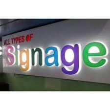 Logo of D Signage Company