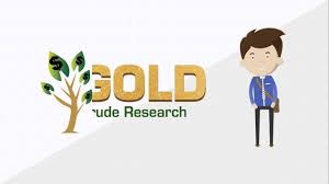 Logo of Gold Crude Research