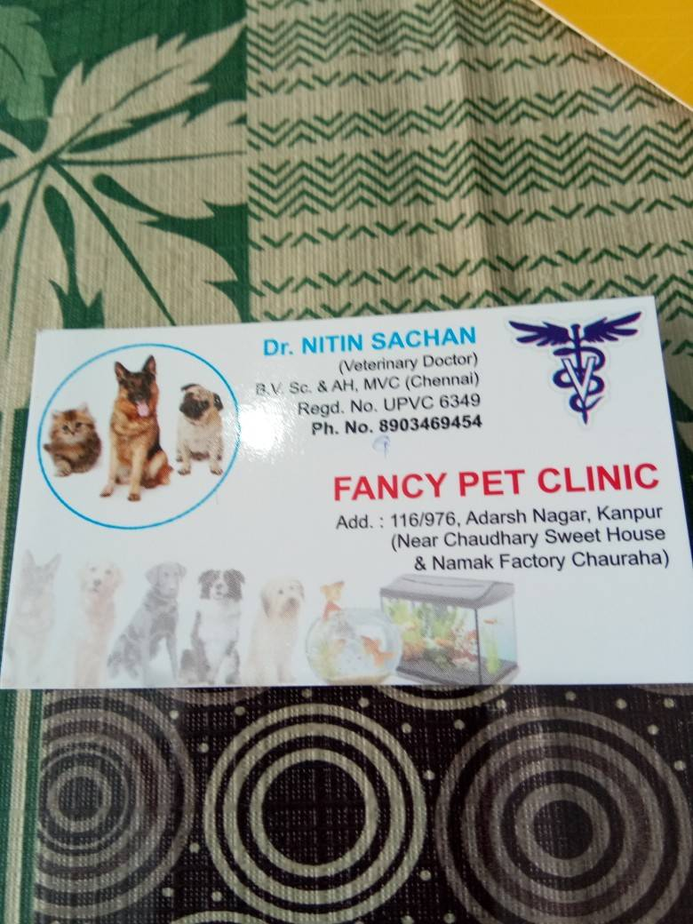 Logo of Fancy Pet Clinic