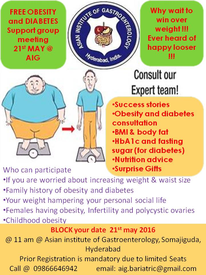 Bariatric (Obesity) And Metabolic (Diabetes) Surgery