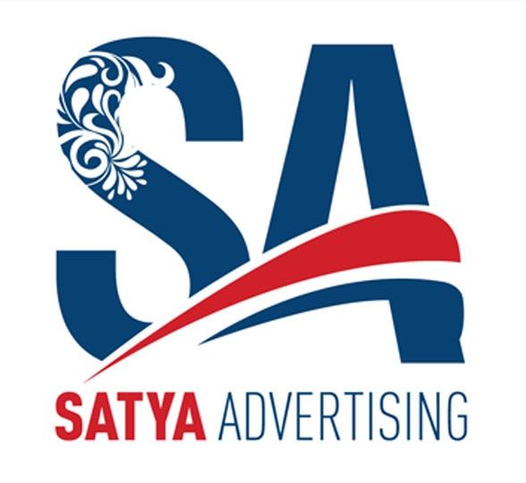 Logo of Sathya Advertising