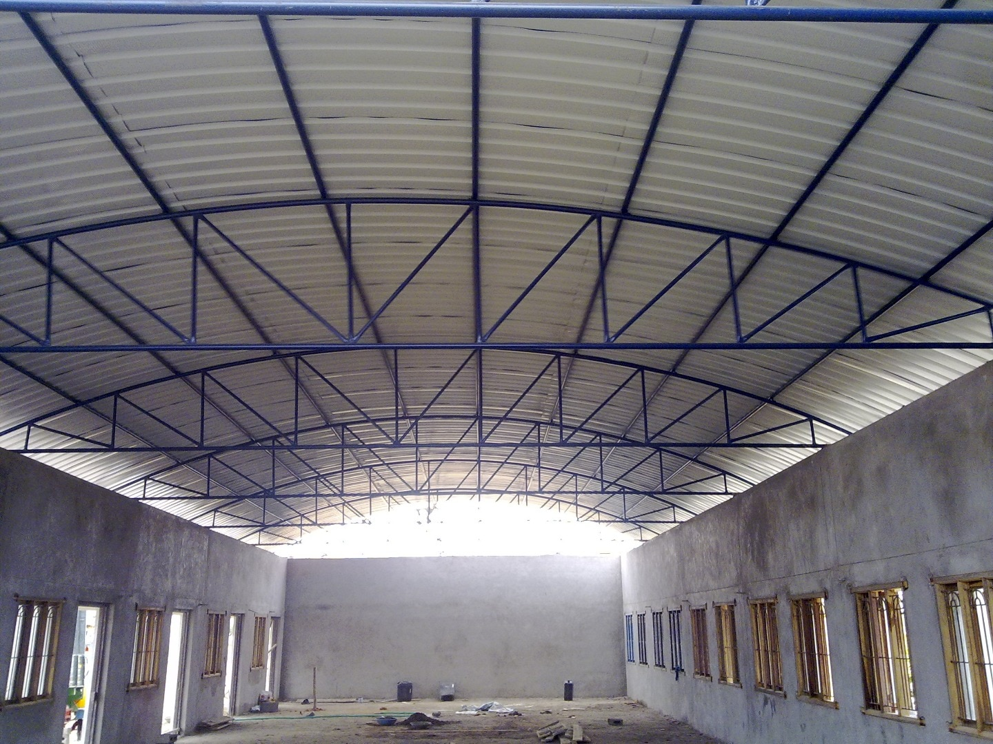New Tech Roofing | Call Us | 08039117333
