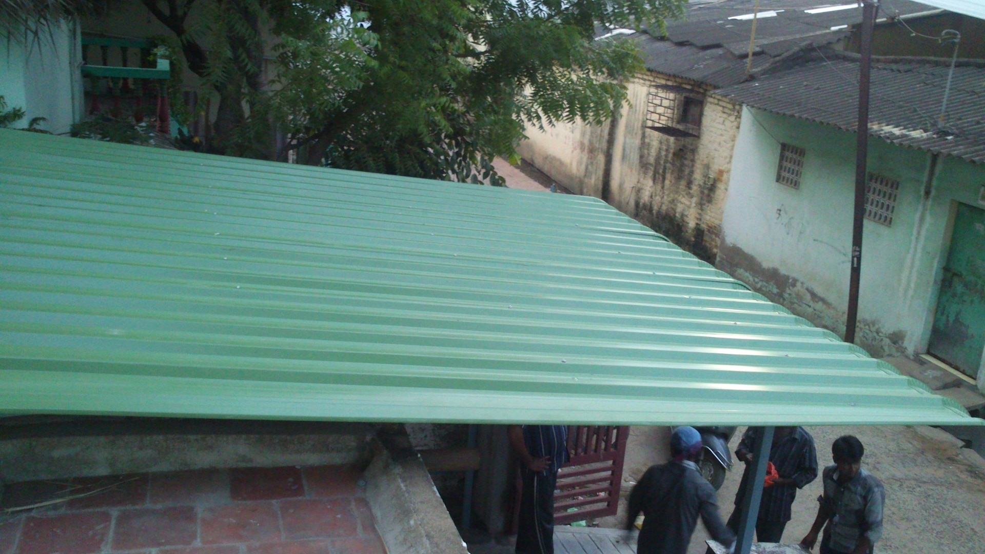 New Tech Roofing                                cell: 9710003489